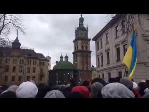 Хресна дорога вулицями Львова19.03.2017