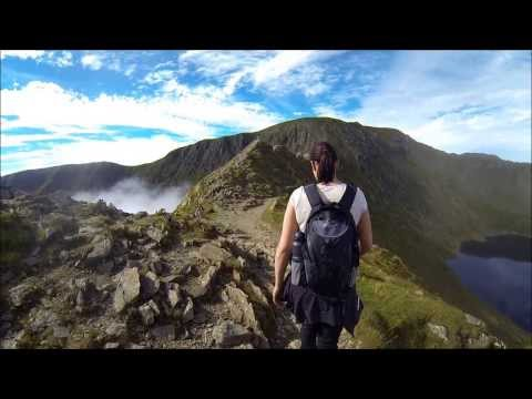 Helvellyn via Striding Edge