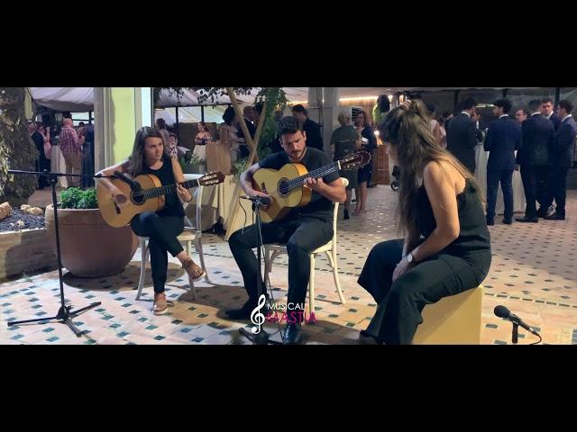 💃 Cocktail Flamenco   Guitarra y Cajon   Musica para Bodas   Flamenco Bodas