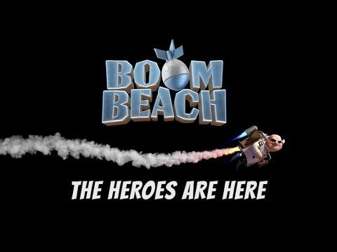 Boom Beach: Heroes Tutorial