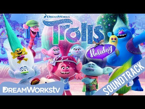 DreamWorks Trolls Holiday Soundtrack...