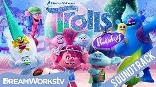 DreamWorks Trolls Holiday Soundtrack Sampler | DREAMWORKS TROLLS