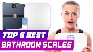 Best Bathroom Scale? | Top 5 Best Digital Bathroom Scale Reviews