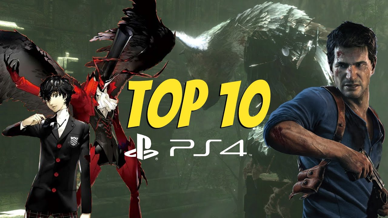 Top 10 Best Upcoming Ps4 Exclusive Games 2015 2016 Youtube