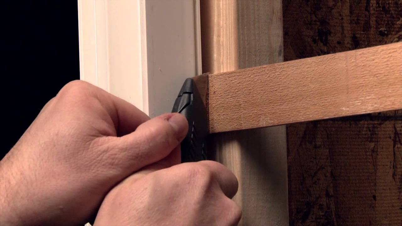 JELD WEN: How To Install A New Patio Door   YouTube