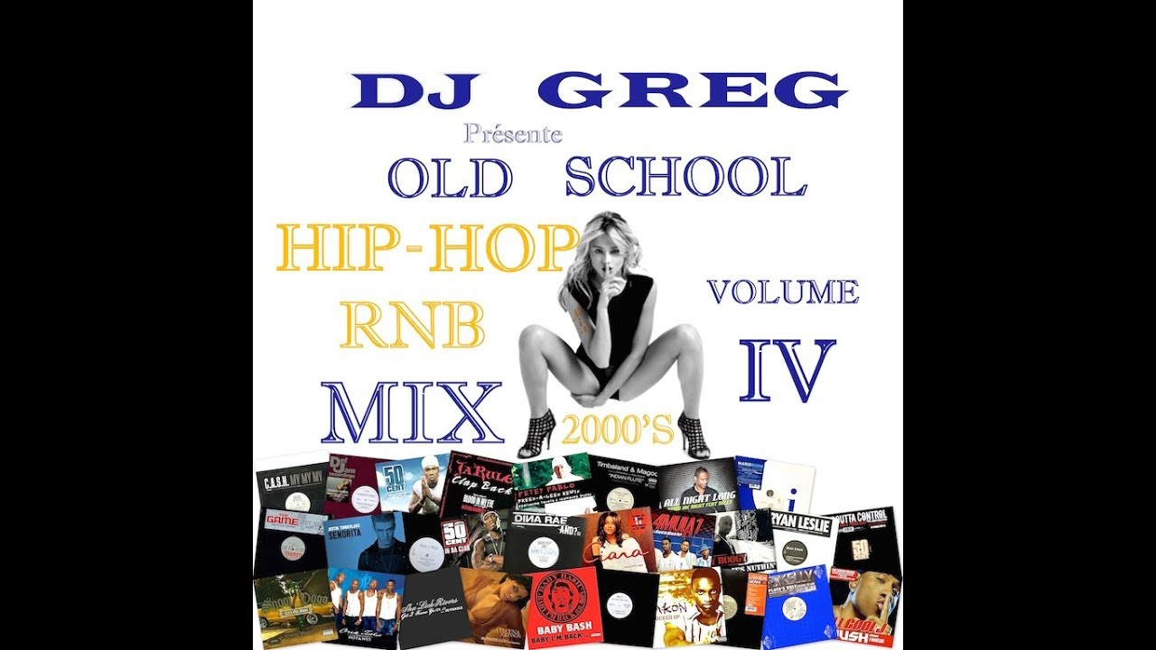 ✅ OLD SCHOOL RNB HIP HOP MIX 2000'S VOL 04