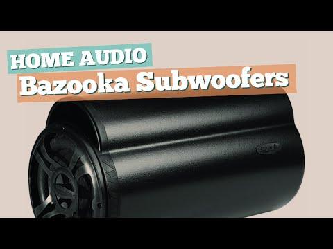 Bazooka Subwoofers // Home Audio Best Sellers
