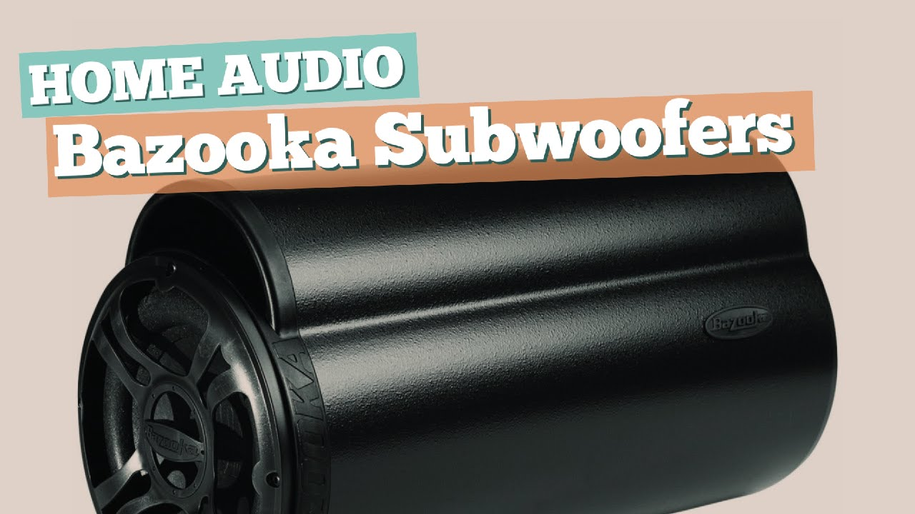maxresdefault bazooka subwoofers home audio best sellers youtube bazooka bta850fh wiring diagram at gsmportal.co