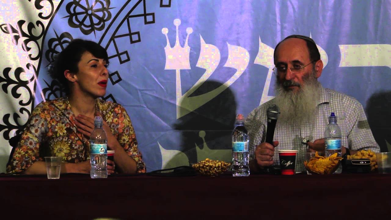 ערוץ אורות- הרב שרקי ואורטל בן דיין בדיון מרתק על מעמד האשה