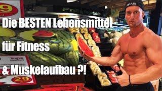 Die BESTEN Lebensmittel für Fitness & Muskelaufbau ?!  - E8 // Karl-Ess.com
