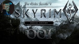 Let´s Play The Elder Scrolls V: Skyrim Special Edition [001] Gameplay | Deutsch|