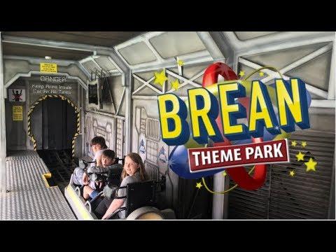 Brean Theme Park Vlog July 2018