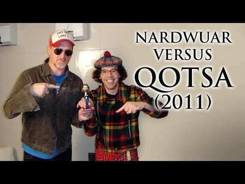 Nardwuar vs. Queens of the Stone Age (2011)