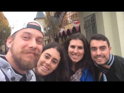 Erasmus in Nijmegen 2015. Germany trip