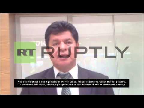 Austria: European airspace opened up to Morales - Saavedra