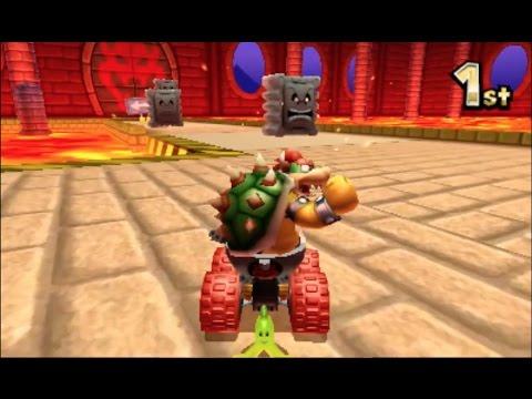 Mario Kart 7 Gba Bowser Castle 1 1080 Hd