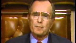 Dan Rather - George Bush Showdown