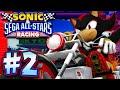Sonic & Sega All Stars Racing PC - Part 2: Graffiti Cup (1440p 60FPS)