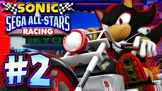 Sonic & Sega All Stars Racing PC - Part 2: Graffiti Cup (1440p 60FPS)