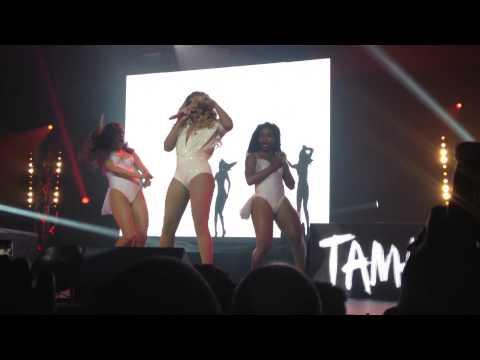 Tip Toe - Tamar Braxton - #LoveandWarTour (ATL) 2014