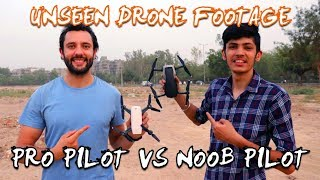 Delhi Food & Drone Lessons From ALEX CHACON