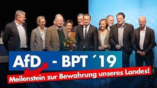 AfD-Parteitag | Ein Meilenstein zur Bewahrung unseres Landes