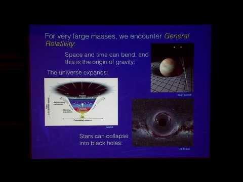 Gravity and Quantum Mechanics - The Quest for Unification | Joe Polchinski