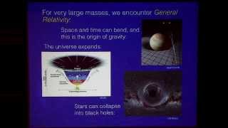 Gravity and Quantum Mechanics - The Quest for Unification | Joe Polchinski thumbnail