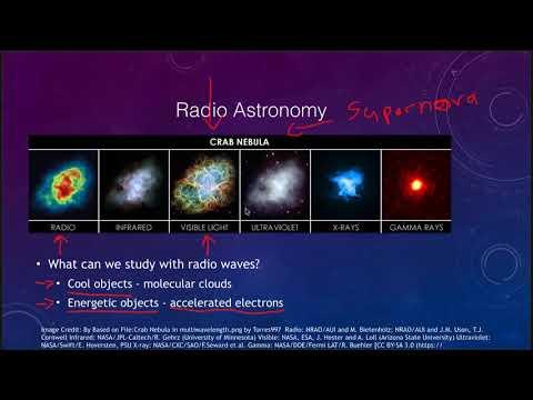 Lesson 6 - Lecture 3 - Radio Telescopes