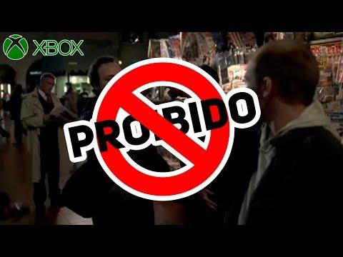 XBOX: Comercial proibido do Xbox360