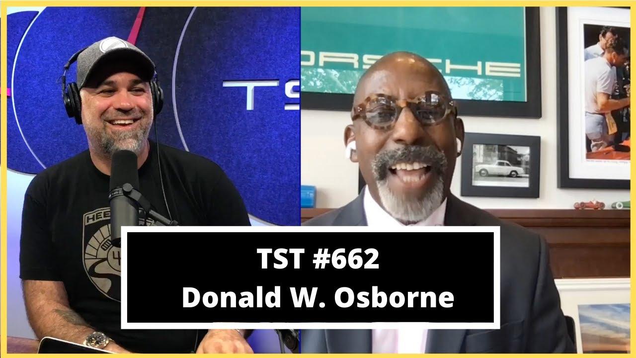 Donald Osborne (Classic car historian, curator, TV host ) - TST Podcast #662