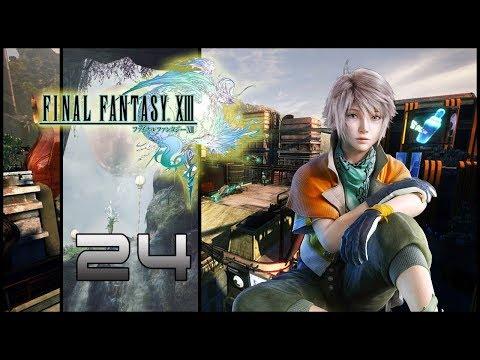 Guia Final Fantasy XIII (PS3) Parte 24 - Sentimientos de culpa