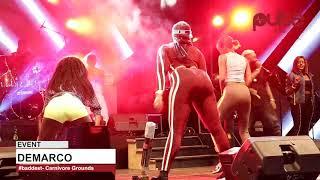 Dermaco Performance At REDSAN'S #baddestAlbumLaunch