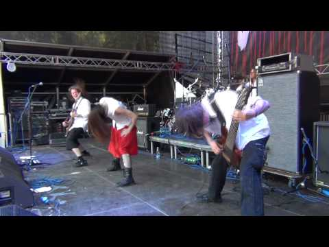 DEHYDRATED Live At OEF 2014 HD