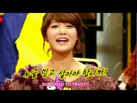Girls' Generation (Sooyoung) Aegyo