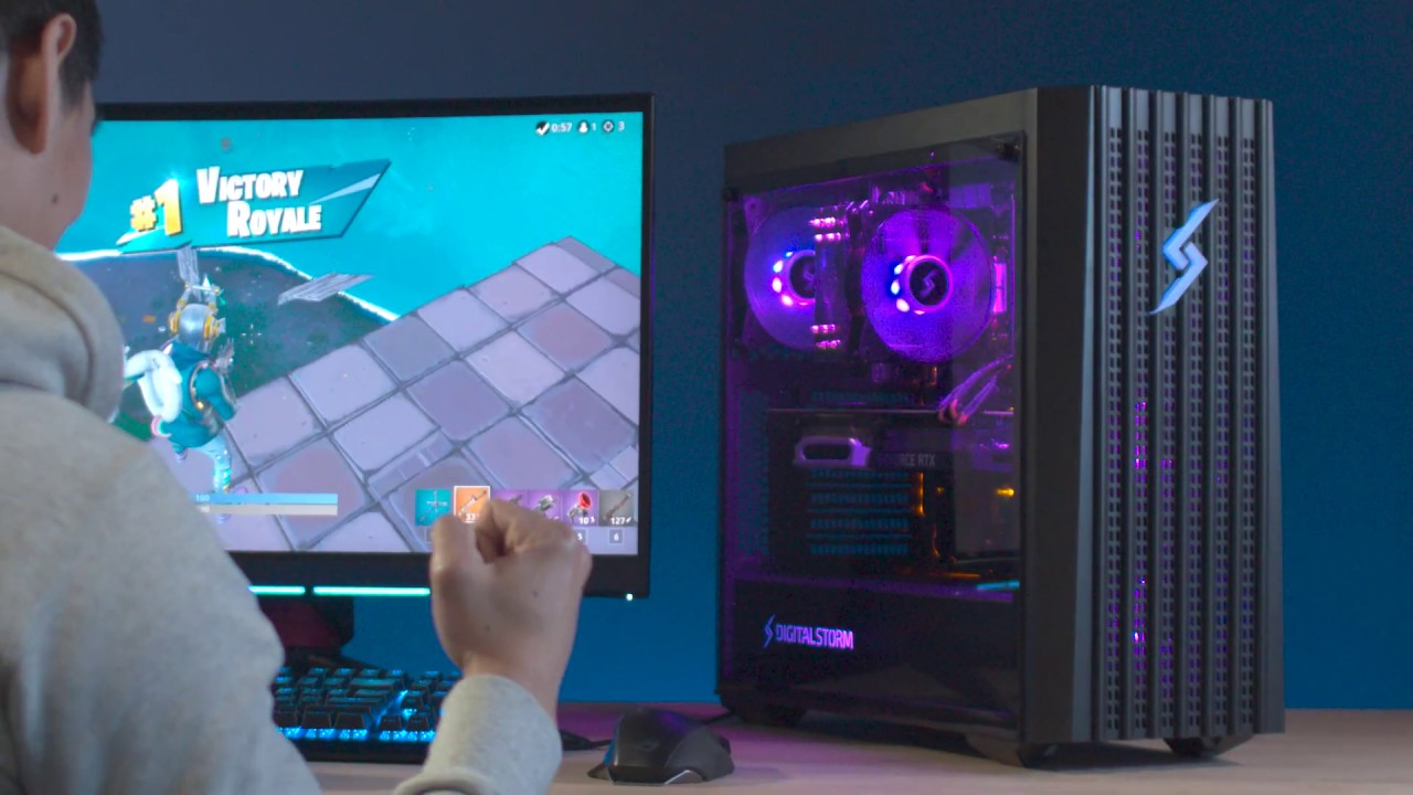 Digital Storm Lynx Gaming PC