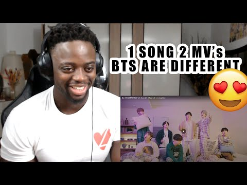 BTS 방탄소년단 'Life Goes On' Official MV :on my pillow | REACTION!!!