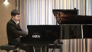 胡老師音樂研究室年度音樂發表--漢漢的鋼琴老師(觸技曲-哈察都量)