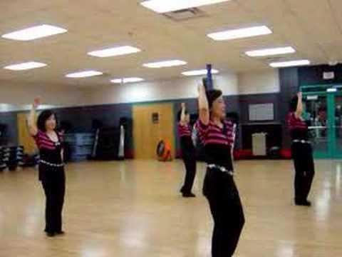 Amor De Hielo - Line Dance
