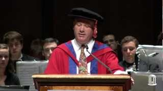 Professor Jamie Bartram | University Day 2012 Keynote Address