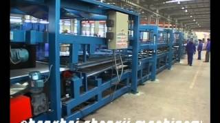 Sandwich Panel Machine for Zhongji machinery