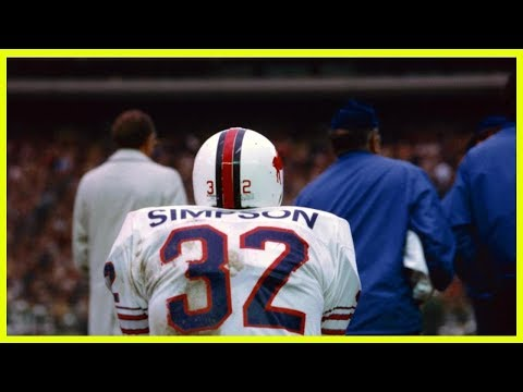 Crash & AJ - A Bills Player Actually Wants to Wear O.J. Simpson's Number?