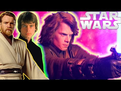 What if Anakin Skywalker Trained Luke and Leia? Star Wars Explained