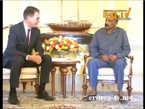 EriTV - Germany's Minister of Economic Cooperation and Development Visits Eritrea