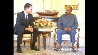 EriTV - Germany's Minister of Economic Cooperation and Development Visits Eritrea
