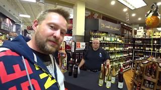 Поездка на дачу. Самый большой ShopRite. Мой друг Рэнди. Blue Ridge Winery
