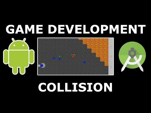 Ep. 07 - Collision Detection And Enemy Spaw | Android Studio 2D Game Development