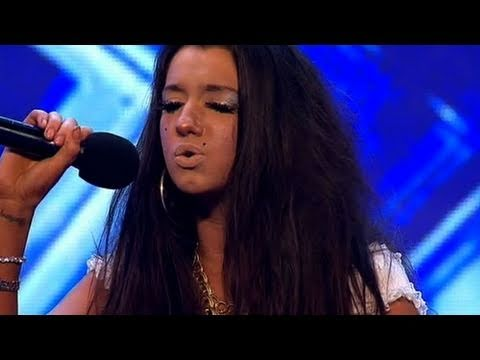 Chloe Victoria's X Factor Audition (Full Version) - Itv.com/xfactor
