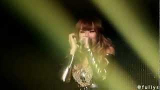 """120924 씨스타 SiSTAR • Sweet Dreams • 1st Concert """"Femme Fatale""""  ► 720p"""