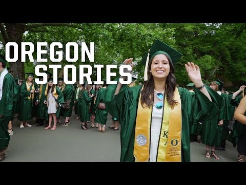 Our Stories, Oregon Stories | #ThrowYourO 2017-2018